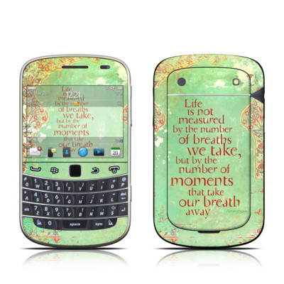 BlackBerry Bold 9930 Skin - Measured