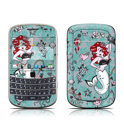 BlackBerry Bold 9930 Skin - Molly Mermaid