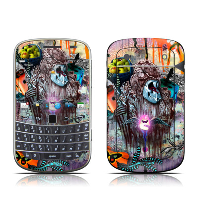 BlackBerry Bold 9930 Skin - The Monk