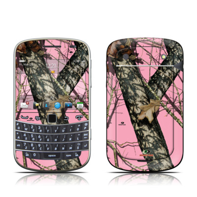 BlackBerry Bold 9930 Skin - Break-Up Pink