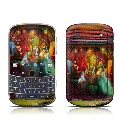 BlackBerry Bold 9930 Skin - A Mad Tea Party