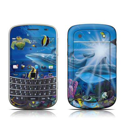 BlackBerry Bold 9930 Skin - Ocean Friends
