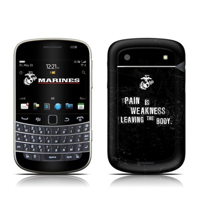 BlackBerry Bold 9930 Skin - Pain