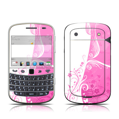 BlackBerry Bold 9930 Skin - Pink Crush