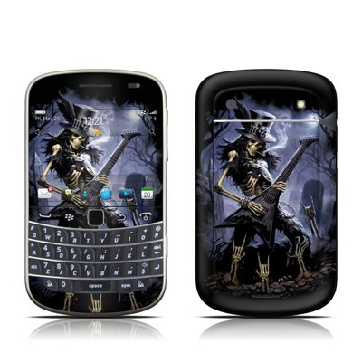 BlackBerry Bold 9930 Skin - Play Dead