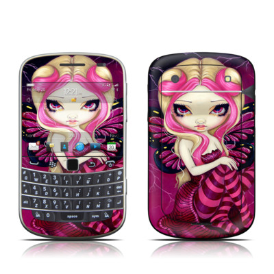 BlackBerry Bold 9930 Skin - Pink Lightning