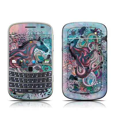 BlackBerry Bold 9930 Skin - Poetry in Motion