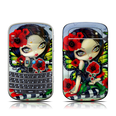 BlackBerry Bold 9930 Skin - Poppy Magic