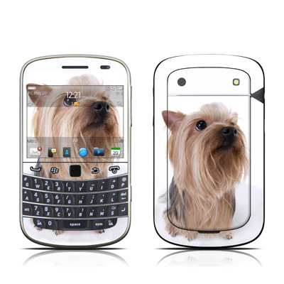 BlackBerry Bold 9930 Skin - Puppy Love 2
