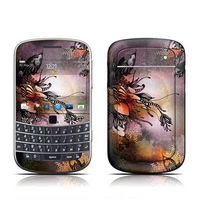 BlackBerry Bold 9930 Skin - Purple Rain
