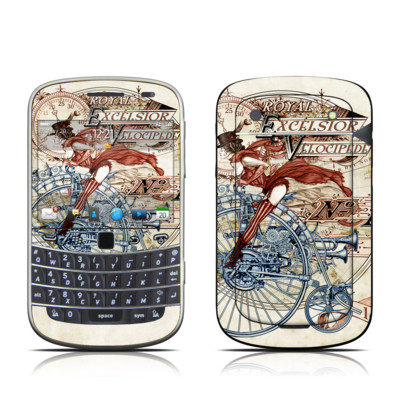 BlackBerry Bold 9930 Skin - Royal Excelsior