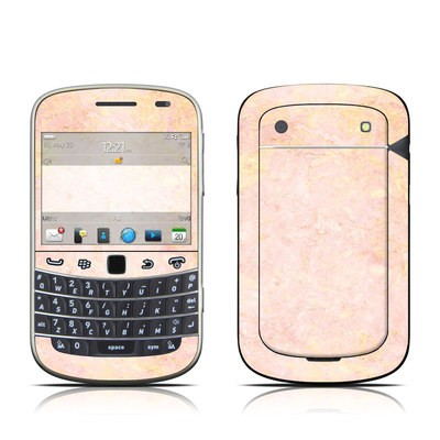 BlackBerry Bold 9930 Skin - Rose Gold Marble