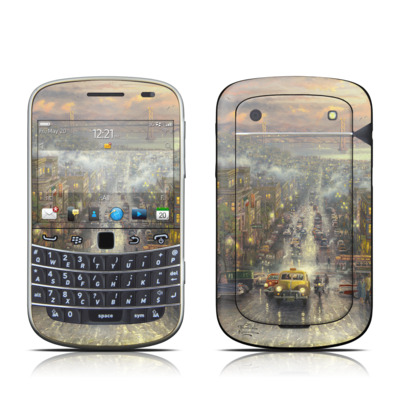 BlackBerry Bold 9930 Skin - Heart of San Francisco