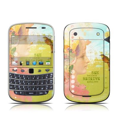 BlackBerry Bold 9930 Skin - See Believe