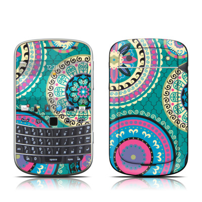 BlackBerry Bold 9930 Skin - Silk Road