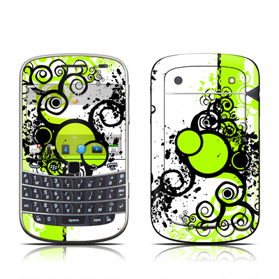BlackBerry Bold 9930 Skin - Simply Green