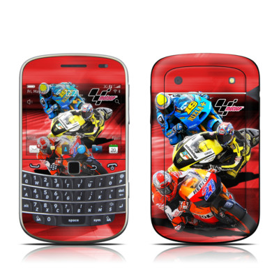 BlackBerry Bold 9930 Skin - Speed Collage