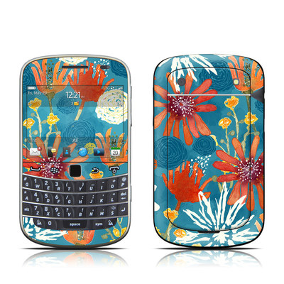 BlackBerry Bold 9930 Skin - Sunbaked Blooms