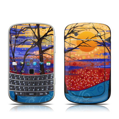 BlackBerry Bold 9930 Skin - Sunset Moon