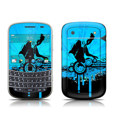 BlackBerry Bold 9930 Skin - The DJ