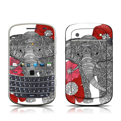 BlackBerry Bold 9930 Skin - The Elephant