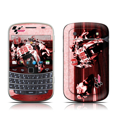 BlackBerry Bold 9930 Skin - Throttle