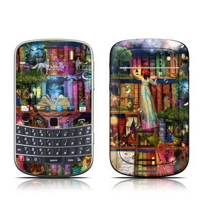 BlackBerry Bold 9930 Skin - Treasure Hunt