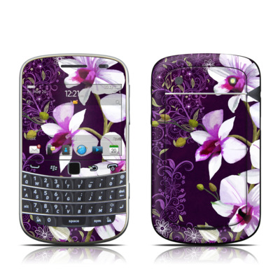 BlackBerry Bold 9930 Skin - Violet Worlds