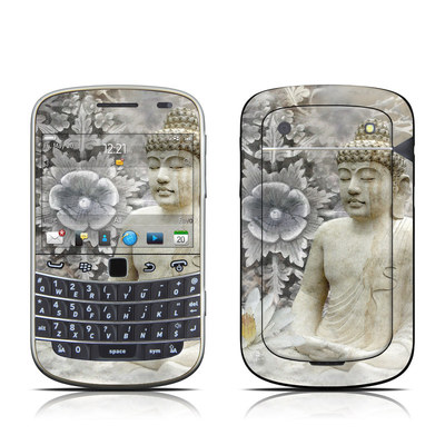 BlackBerry Bold 9930 Skin - Winter Peace