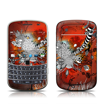 BlackBerry Bold 9930 Skin - Wild Lilly