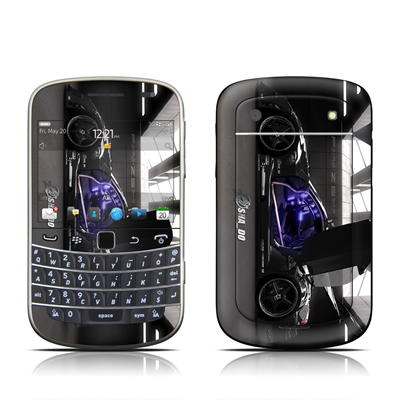 BlackBerry Bold 9930 Skin - Z33 Dark