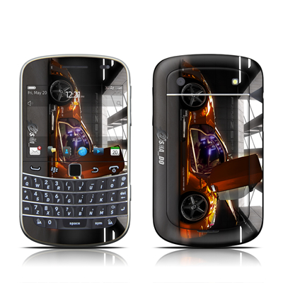 BlackBerry Bold 9930 Skin - Z33 Light