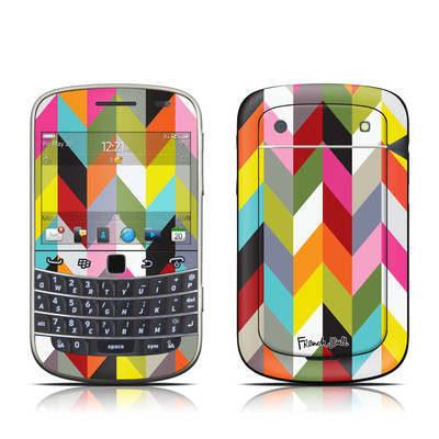 BlackBerry Bold 9930 Skin - Ziggy Condensed