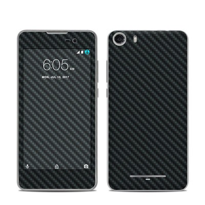 BLU Advance 5.0 Skin - Carbon