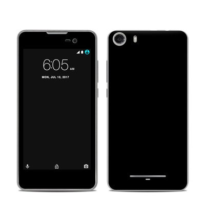 BLU Advance 5.0 Skin - Solid State Black