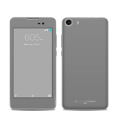 BLU Advance 5.0 Skin - Solid State Grey