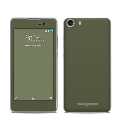 BLU Advance 5.0 Skin - Solid State Olive Drab