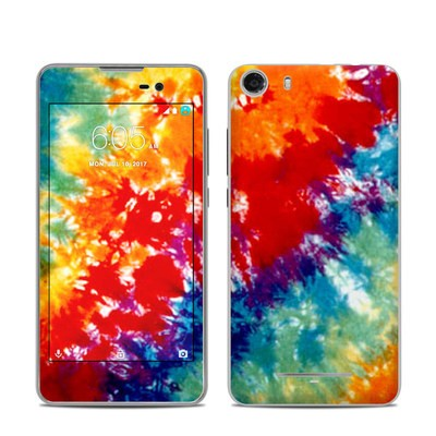 BLU Advance 5.0 Skin - Tie Dyed