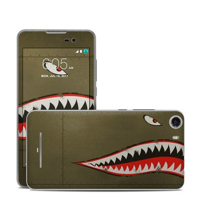 BLU Advance 5.0 Skin - USAF Shark