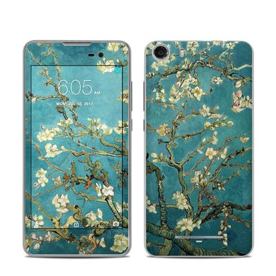 BLU Advance 5.0 Skin - Blossoming Almond Tree