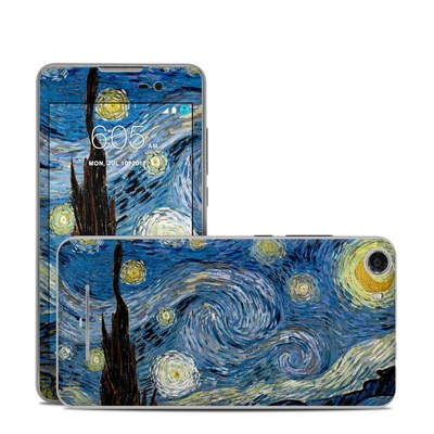BLU Advance 5.0 Skin - Starry Night