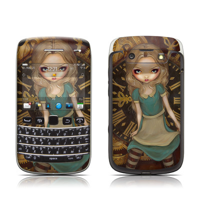 BlackBerry Bold 9790 Skin - Alice Clockwork