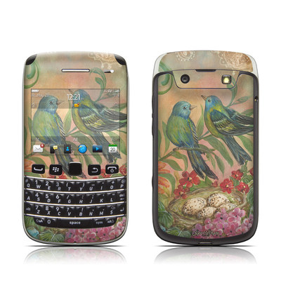BlackBerry Bold 9790 Skin - Splendid Botanical