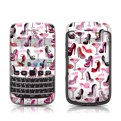 BlackBerry Bold 9790 Skin - Burly Q Shoes
