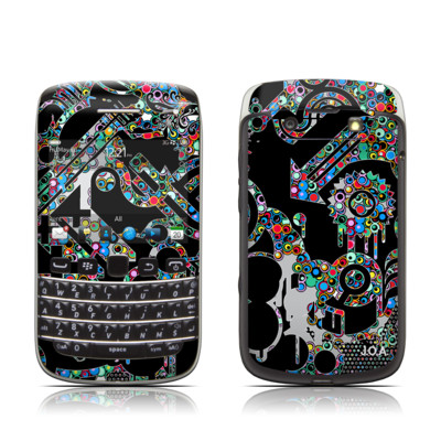 BlackBerry Bold 9790 Skin - Circle Madness