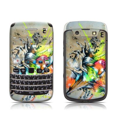 BlackBerry Bold 9790 Skin - Dance