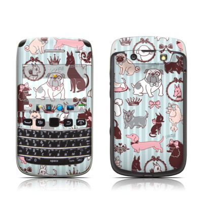 BlackBerry Bold 9790 Skin - Doggy Boudoir