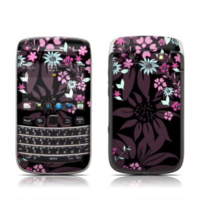 BlackBerry Bold 9790 Skin - Dark Flowers