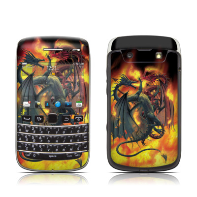 BlackBerry Bold 9790 Skin - Dragon Wars