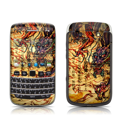 BlackBerry Bold 9790 Skin - Dragon Legend